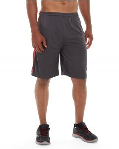 Hawkeye Yoga Short-32-Gray